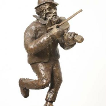 כליזמר עם כינור
